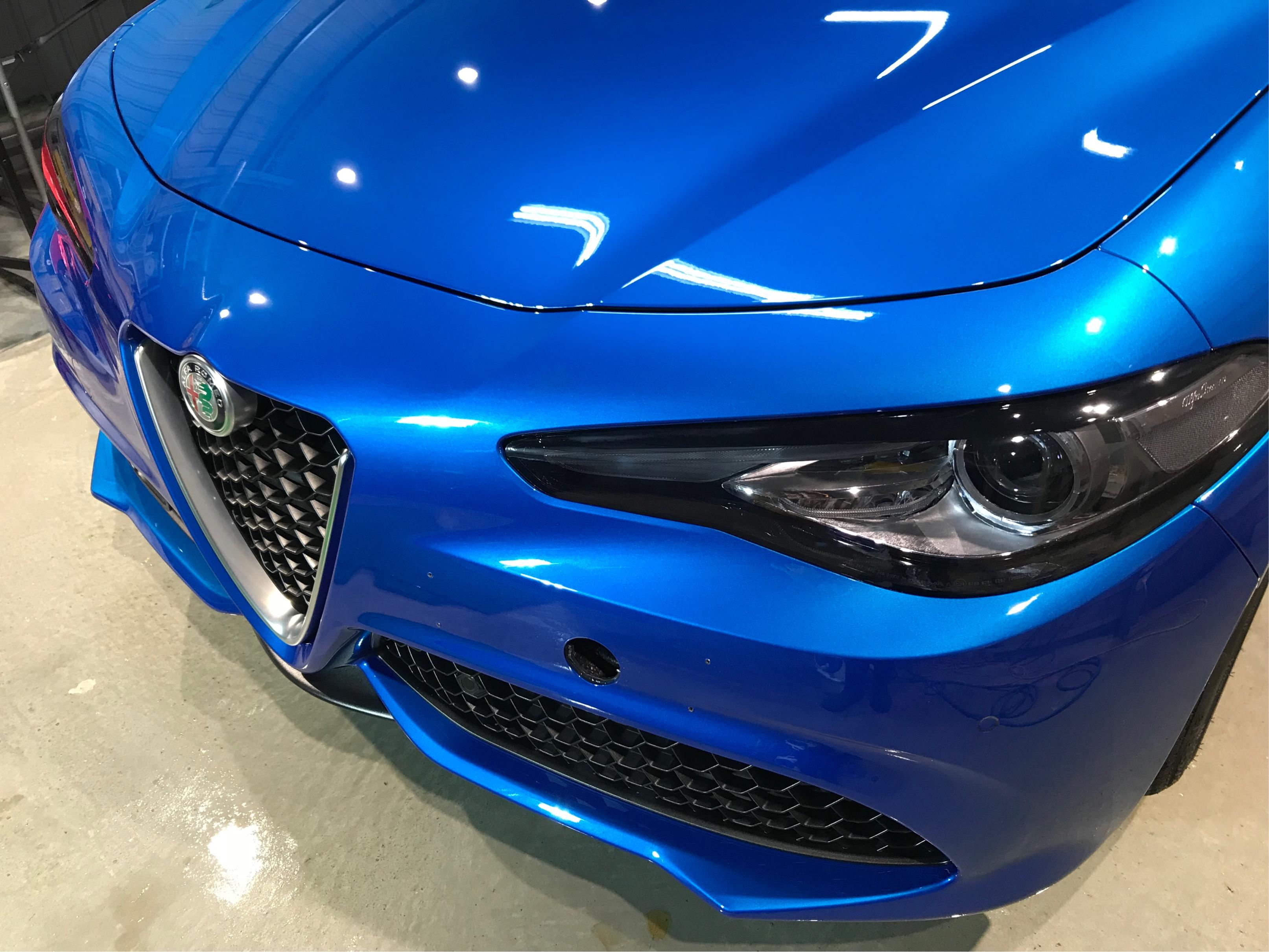 <p>こんにちは!craftech.カオリです。 今回は、Alfa Romeo GIULIA VELOCE […]</p>